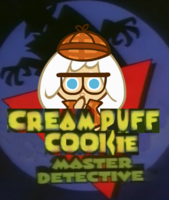 Cream Puff Cookie, Master Detective