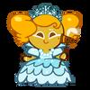 Cheesecake Cookie Halloween