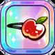 Apple Cookie's Apple Hairpin