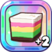 Bouncy Rainbow Rice Cake+2
