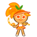 Orange Cookie HD