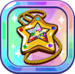 Limited Edition Colorful Star Jelly Pendant