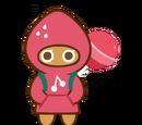 딸기맛 쿠키