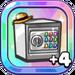Treasure Merchant's Safe box+4
