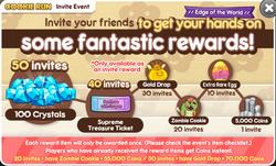 Edge of the World Invite Event