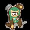 Hero Cookie Halloween2