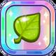 Ninja Cookie's Tree Leaf