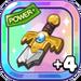 Magic Sword Handle+4