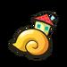 Shiny Snail's Shell
