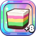 Bouncy Rainbow Rice Cake+8