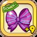 Purple Ribbon Bow+9