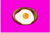 Hamburger with Egg