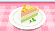 Colorful Mille Crepe