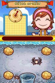 Catch crabs!