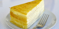 Mille Feuille Crepe