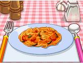 Spaghetti Neopolitan