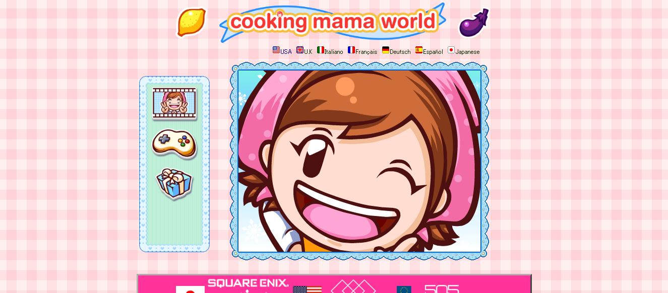 Cooking Mama World Cooking Mama Wiki FANDOM powered by Wikia