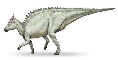 711px-Saurolophus-v5