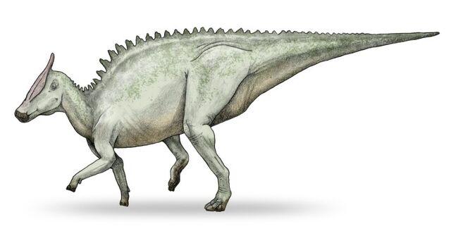 File:711px-Saurolophus-v5.jpg