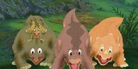 Dinosaur TV Shows & Video Games