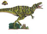 Acrocanthosaurus 567