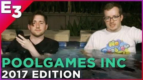 Griffin and Nick Present- PoolGames Inc 2.0 (with Justin, Tara, Patrick, Simone and Clayton)