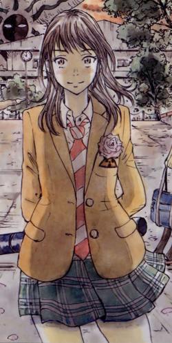 Ibara Naruse Manga Infobox