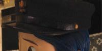 Chapéu de Coraline