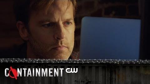 Containment - Season 1 - Trevor St John Interview