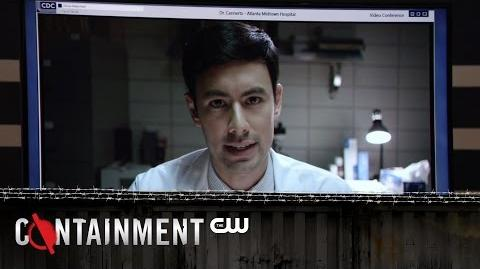 Containment - Season 1 - George Young Interview