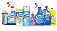 Lysol-products