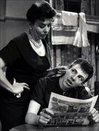 Dennis and Elsie 1960