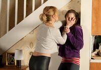 Becky kylie fight 2011