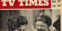 TV Times coverage in the 1960s