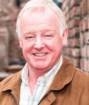 Les Dennis and Michael Rodwell