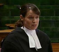 Court Clerk (Episode 7024)