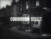 Coronation Street in 1960