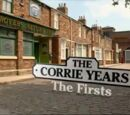 The Corrie Years - The Firsts