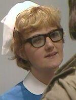 Staff nurse maloney