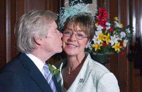 Ken deirdre wedding2