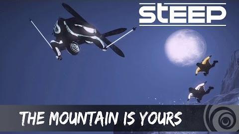 STEEP - La Montaña es tuya ES