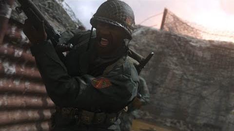 Tráiler oficial de presentación del multijugador de Call of Duty® WWII ES