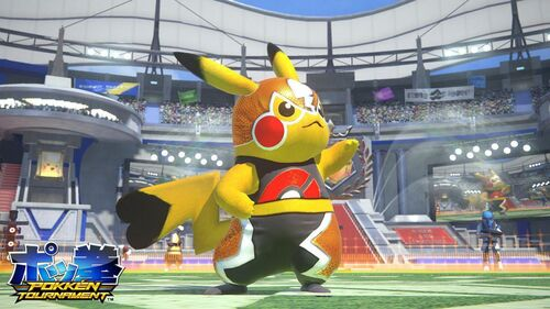 Pokkén Tournament DX - Pikachu