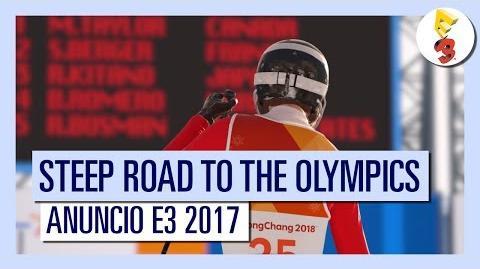 Steep™ Road to the Olympics - Anuncio E3 2017