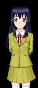 Kyoko Hirose Portrait
