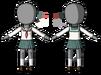 Byakudan Female Uniform