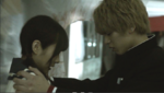Yoshiki calming down Ayumi