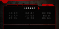 Corpse Party (PC)/Victim List