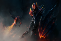 Davion the Dragon Knight
