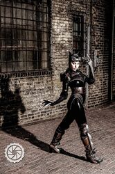 Lisa Lou Who - Catwoman